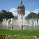 2 Germany – A day at the park which is a lot cooler than it sounds at first