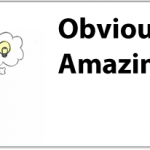 Derek Sivers – Obvious to you. Amazing to others.